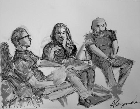 Abel Alejandre Sketch